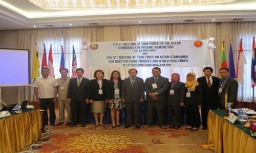TIÊU CHUẨN NÔNG NGHIỆP HỮU CƠ ASEAN, HƯỚNG ĐI MỚI CHO SẢN PHẨM NÔNG NGHIỆP CỦA KHỐI ASEAN